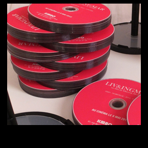 Premier duplicateur Dvd en petite quantité