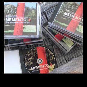 Gravure et pressage Cd Dvd en petite volume