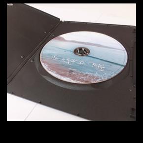 duplication Dvd petite volume en boitier Dvd slim